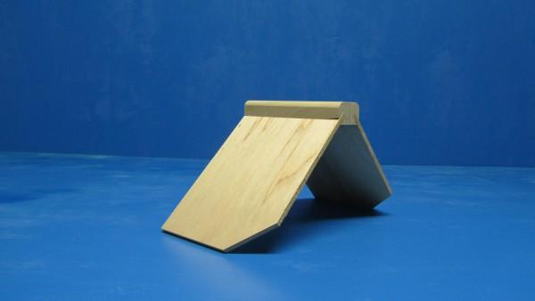 Holzdreiecksitze 30 Stück